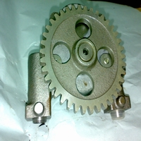 масляный насос КАМАЗ-7408