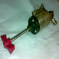 Электропневматический клапан ЛАЗ-695